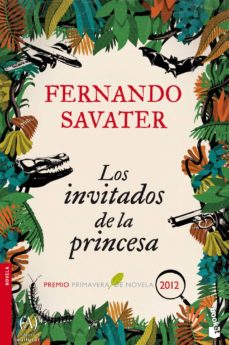 Descarga de libros de texto de Kindle LOS INVITADOS DE LA PRINCESA  (PREMIO PRIMAVERA DE NOVELA 2012)