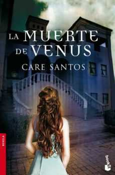 la muerte de venus-care santos-9788467030747