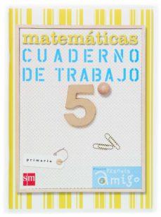 Cronouno.es Cuaderno De Matematicas (5º Educacion Primaria) Image