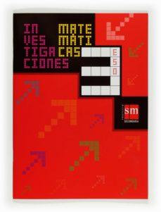 Alienazioneparentale.it Cuaderno Investigaciones Matematicas 3º Eso (2009) Image