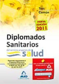 Viamistica.es Diplomados Sanitarios Del Servicio Aragones De Salud: Test Comun Image