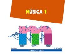 música 1. 1º primer ciclo-9788467845747
