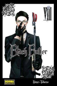 black butler (vol. 8)-9788467910247