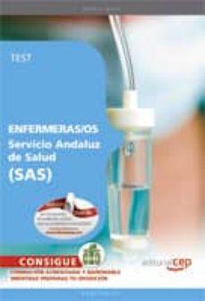 Chapultepecuno.mx Enfermeras/os. Servicio Andaluz De Salud (Sas): Test (2ª Ed.) Image