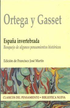 Alienazioneparentale.it España Invertebrada: Bosquejo De Algunos Pensamientos Historicos Image