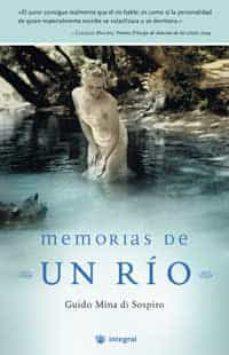 memoria de un rio-guido mina di sospiro-9788478713547