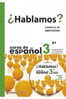 Concursopiedraspreciosas.es ¿Hablamos? 3 - Cuaderno De Actividades + Cd Image