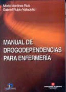 Descargas de mp3 gratis libros de cinta MANUAL PARA DROGODEPENDENCIAS PARA ENFERMERIA 9788479785147 en español ePub MOBI DJVU