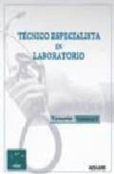 Ironbikepuglia.it Tecnicos Especialistas En Laboratorio. Temario (Vol. I) Image