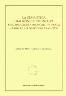 Milanostoriadiunarinascita.it La Semantica Diacronica Cognitiva: Una Palicacio A Proposit De Ve Nir, Arribar I Apleg Image