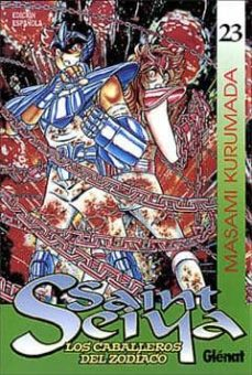 saint seiya 23 (los caballeros del zodiaco)-masaki kurumada-9788484491347