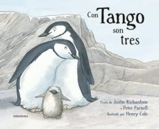 con tango son tres-justin richardson-peter parnell-9788484649847
