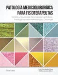 Libros de audio descargables de Amazon PATOLOGIA MEDICO-QUIRÚRGICA PARA FISIOTERAPEUTAS: GENETICA, NEUROLOGIA, NEUMOLOGIA, CARDIOLOGIA, PATOLOGIA VASCULAR,         HEMATOLOGIA Y ONCOLOGIA