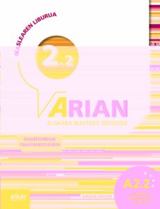 Descargar audiolibro en inglés ARIAN 2.2: IKASLEAREN LIBURUA  de  (Literatura española) 9788490270547