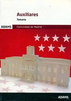 Ironbikepuglia.it Auxiliares Comunidad De Madrid. Temario Image