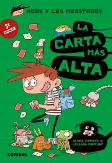 Titantitan.mx Agus Y Los Monstruos 7: La Carta Mas Alta Image