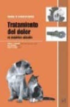 Valentifaineros20015.es Tratamiento Del Dolor En Pequeños Animales (Manual De Consulta Ra Pida) Image