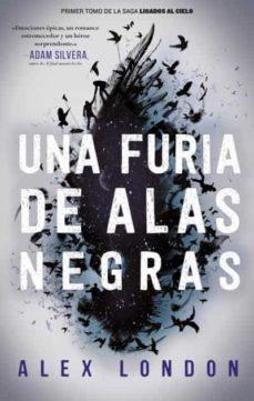 Amazon descarga libros en línea UNA FURIA DE ALAS NEGRAS MOBI ePub