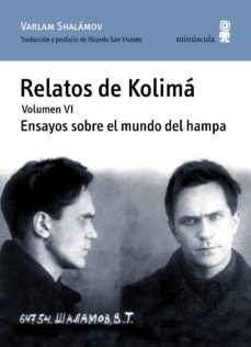 Amazon mp3 descarga audiolibros RELATOS DE KOLIMA VI: ENSAYOS SOBRE EL MUNDO DEL HAMPA