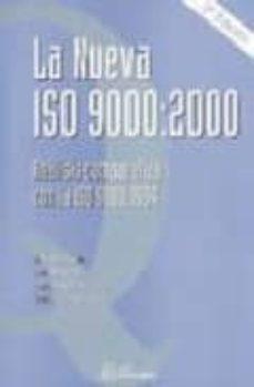 Emprende2020.es La Nueva Iso 9000:2000: Analisis Comparativo Con La Iso 9000:1994 Image