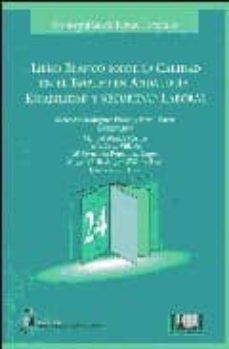 Relaismarechiaro.it Libro Blanco Sobre La Calidad En El Empleo En Andalucia: Estabili Dad Y Seguridad Laboral Image