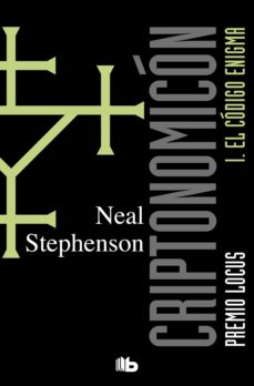 Descargando libros gratis para amazon kindle CRIPTONOMICON (I): EL CODIGO ENIGMA (PREMIO LOCUS 2000) de NEAL STEPHENSON (Spanish Edition) 9788496546547 ePub