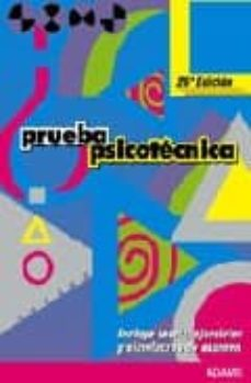 Descargar PRUEBA PSICOTECNICA gratis pdf - leer online