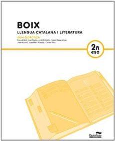 Cdaea.es Guia Didactica Boix. Llengua Catalana I Literatura 2 Image