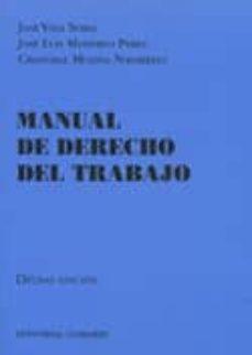 Upgrade6a.es Manual De Derecho Del Trabajo (10ª) Image