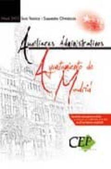 Viamistica.es Auxiliares Administrativos Ayuntamiento De Madrid. Word 2003 Guia Teorica Y Supuestos Ofimaticos Image