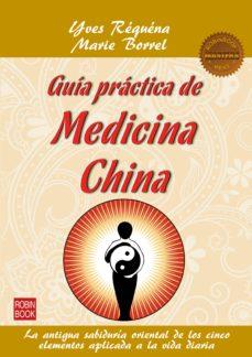 guía práctica de medicina china (ebook)-yves requena-marie borrel-9788499175447