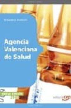 Titantitan.mx Agencia Valenciana De Salud. Temario Comun Image