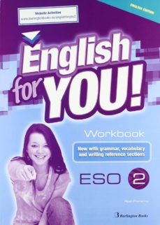 Geekmag.es English For You 2 Ejer Eng (2º Eso) Image