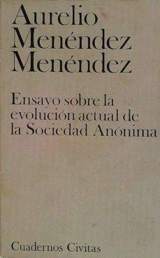 Relaismarechiaro.it Ensayo Sobre La Evolución Actual De La Sociedad Anónima Image