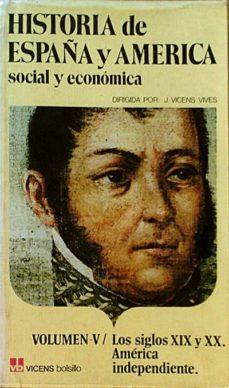 HISTORIA DE ESPAÑA Y AMERICA. SOCIAL Y ECONOMICA - VVAA |