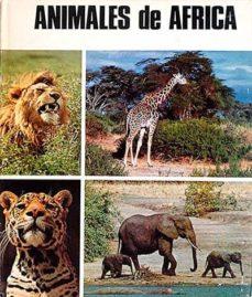 ANIMALES DE ÁFRICA - VVAA   Triangledh.org