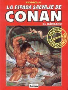 Encuentroelemadrid.es La Espada Salvaje De Conan Nº 4 Image