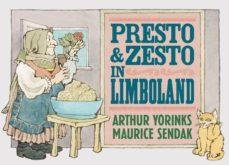 presto and zesto in limboland-maurice sendak-9780062644657
