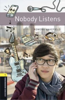 Descargar libros de texto a su computadora OXFORD BOOKWORMS 1. NOBODY LISTENS MP3 PACK 9780194620857 de VARIOS in Spanish