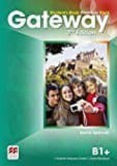 El mejor vendedor de libros electrónicos pdf descarga gratuita GATEWAY (2ND EDITION) B1+ STUDENT S BOOK PREMIUM PACK