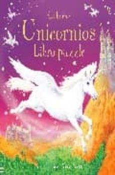 Debatecd.mx Unicornios(libro Puzzle) Image