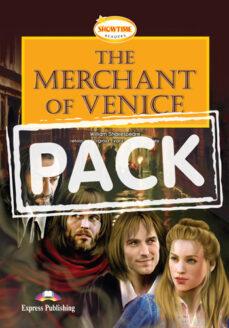 Descargador online de libros de google en pdf MERCHANT OF VENICE SET WITH CD&DVD