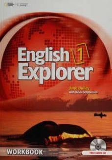 Libros electrónicos gratuitos en archivos pdf para descargar. ENGLISH EXPLORER 1 WORKBOOK WITH AUDIO CD iBook PDB de  9781111055257 in Spanish