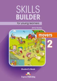 Descarga gratuita de libros electrónicos de mobi. SKILLS BUILDER MOVERS 2 S S BOOK RTF 9781471559457