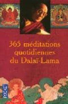365 meditations quotidiennes du dalai-lama-9782266144957