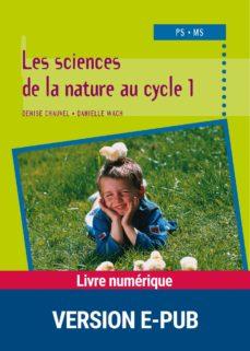 les sciences de la nature au cycle 1 (ebook)-danièle wach-denise chauvel-9782725664057