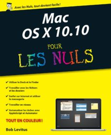 os x 10.10 yosemite pour les nuls (ebook)-bob levitus-9782754070157
