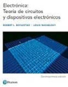 Descargar Ebook italiano gratis ELECTRÓNICA: TEORÍA DE CIRCUITOS 11º EDICION 9786073243957 de ROBERT L. BOYLESTAD