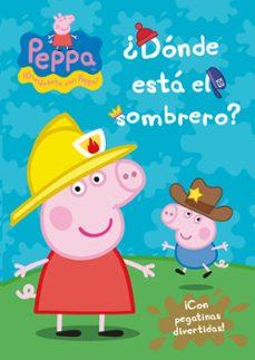 Chapultepecuno.mx Peppa Pig: ¿Donde Esta El Sombrero? Image