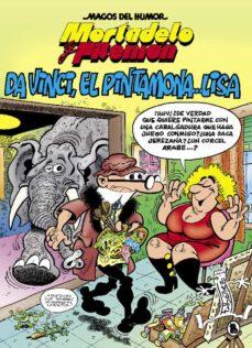 da vinci, el pintamona lisa (magos del humor 198)-francisco ibañez-9788402422057